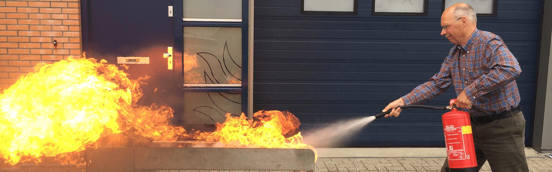 Brandbeveiliging eFBe Beveiligingen bv